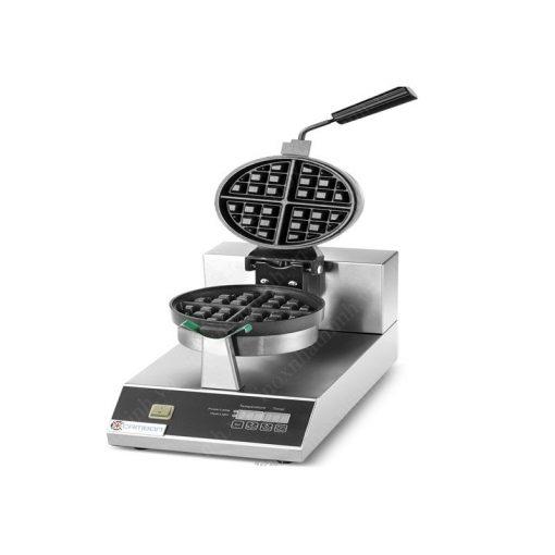 Máy làm bánh Waffle đôi điều khiển điện tử ZH-03-B