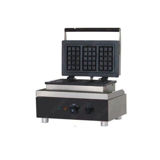 Máy làm bánh Waffle (3 khuôn) ZH-2213