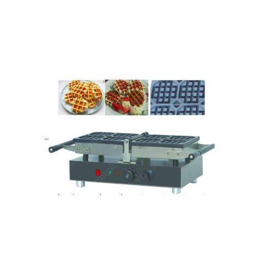 Máy làm bánh Waffle (4 khuôn) ZH-2214