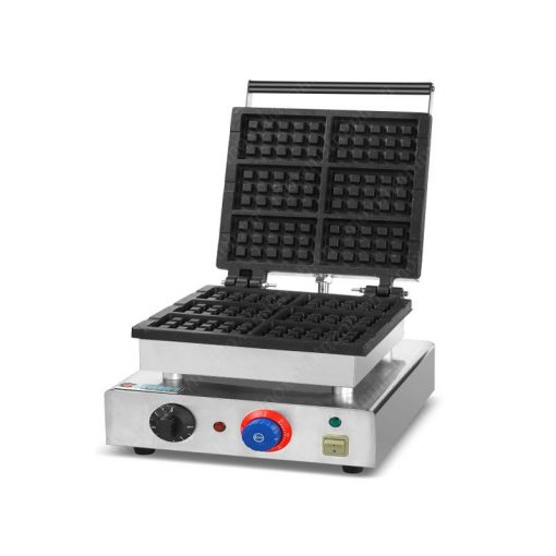 Máy làm bánh Waffle (6 khuôn) ZH-2226