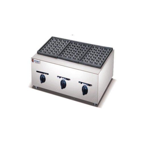 Máy làm Takoyaki dùng gas ( 3 khuôn) ZH-3G