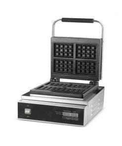 Máy làm bánh Waffle điều khiển điện tử ZH-801A-B