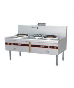 Bếp Á 2 Lò Xào Và 1 Lò Hâm BE-52/104Y1-G