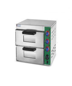 Lò nướng pizza điện 2 tầng ZH-3M