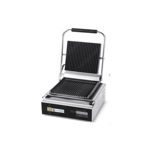 Máy nướng thịt đơn có rãnh ZH-811-B