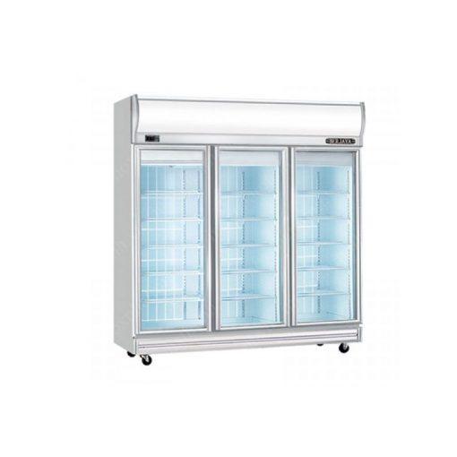 Tủ đông 3 cánh kính Berjaya NM-3D/DF-SM-EV
