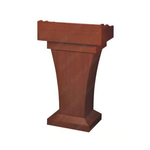 Bục phát biểu gỗ E-008