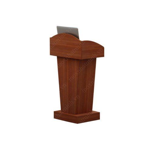 Bục phát biểu gỗ E-008B