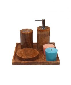 Bộ dụng cụ phòng tắm PN-NM-B03