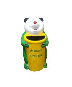 Thùng rác hình con gấu TR-TGAU