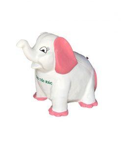 Thùng rác hình con voi TR-TVOI