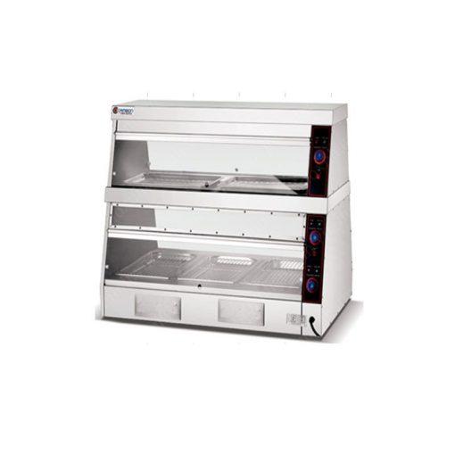 Tủ trưng bày giữ nóng dùng điện ZH-6P-B