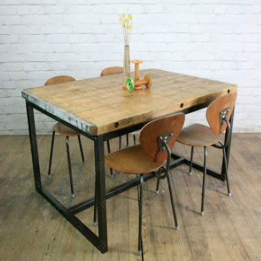 Bàn ghế Vintage PT-BGB- 0042
