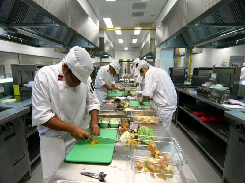 Dụng cụ bếp dùng để chế biến