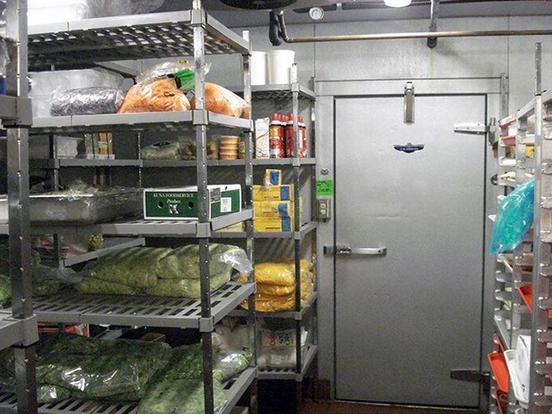 Dụng cụ bảo quản thực phẩm