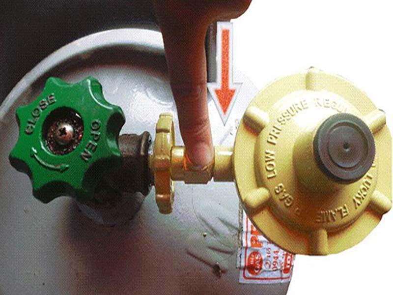 Nguyên tắc mở thiết bị gas công nghiệp
