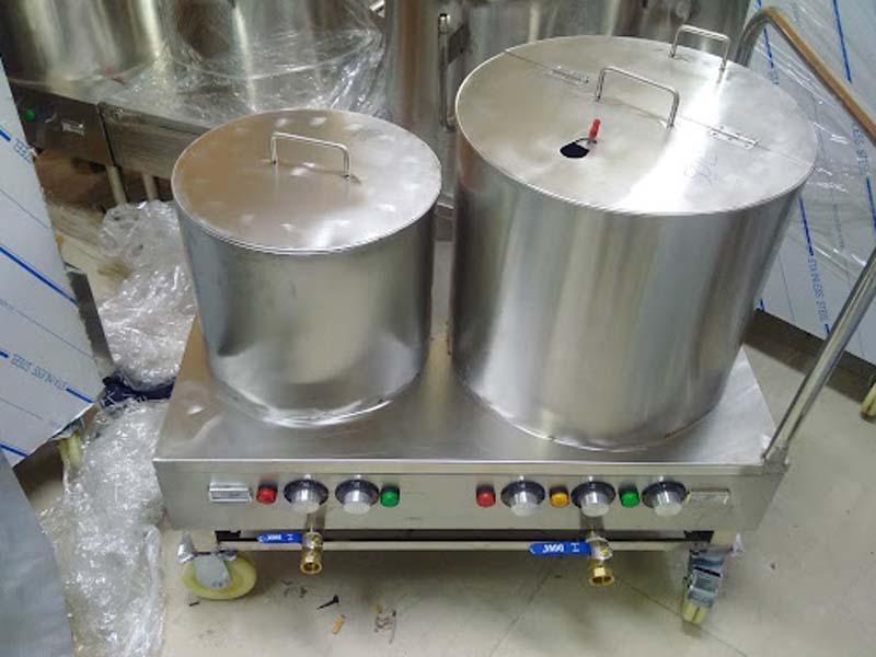 Inox Nhật Minh địa chỉ sản xuất và phân phối nồi nấu phở bằng điện uy tín chất lượng