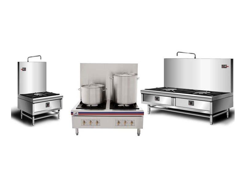 Điểm giống nhau giữa bếp đơn và bếp đôi