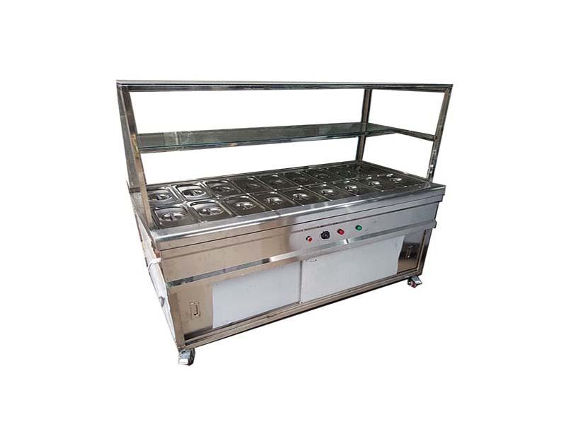 Inox Nhật Minh chuyên sản xuất và cung cấp tủ hâm nóng thức ăn